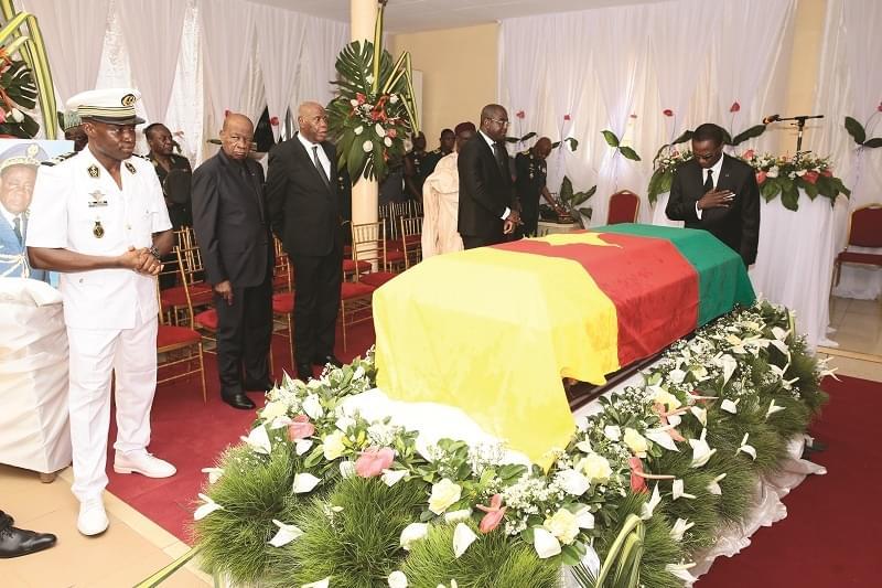 Obituary : Major General Obama Isidore Begins Final Journey