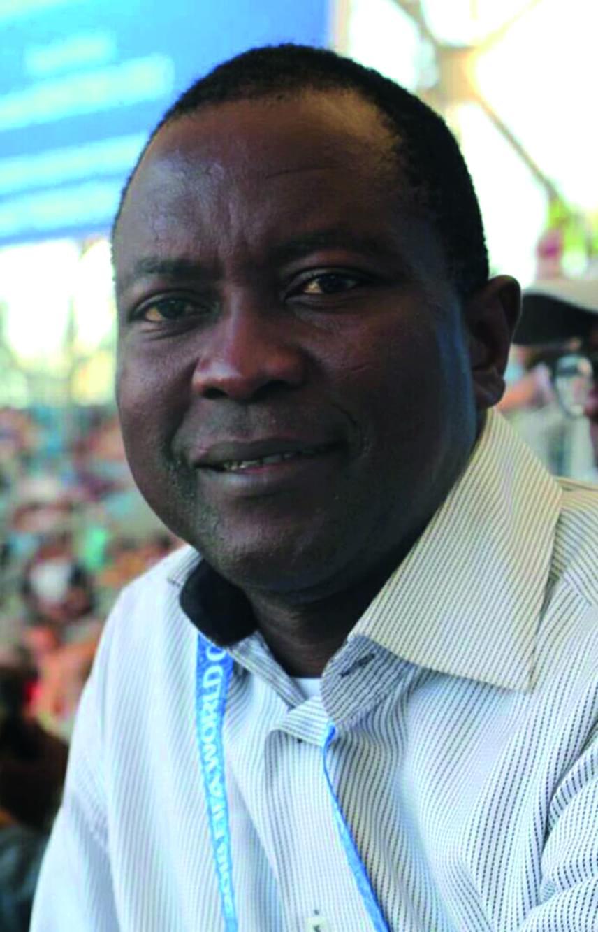 Morakinyo Abodunrin, Sports Editor, The Nation Newspaper, Nigeria.