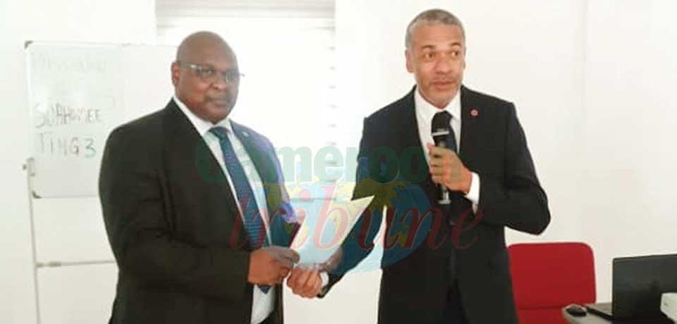 Ordre national des ingénieurs de génie civil du Cameroun : les chantiers du Littoral