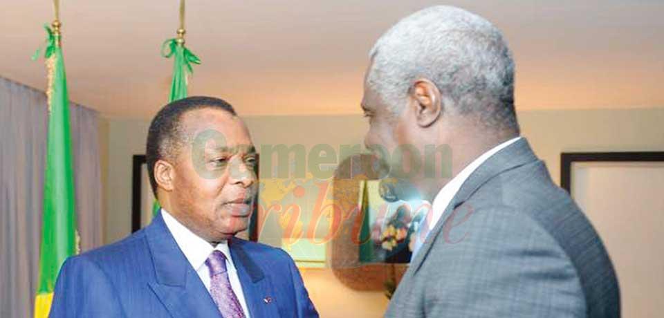 Union africaine – CEEAC : concertation sur le Tchad