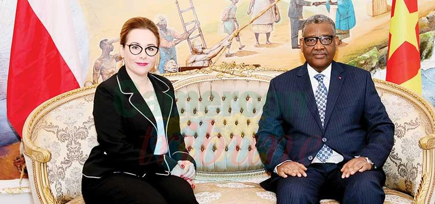 Cameroon-Poland Relations  : Ambassador Presents Accreditation Letters