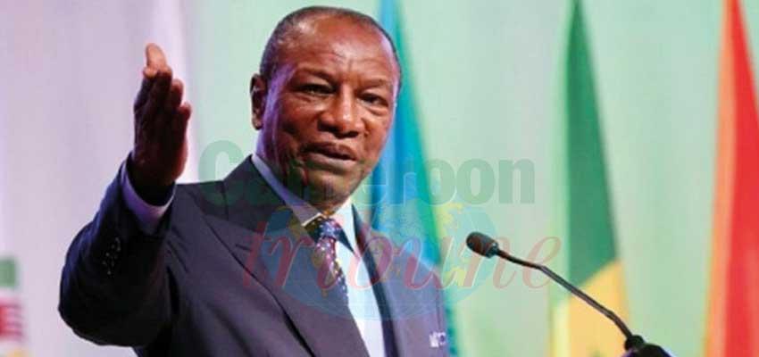 Guinée : la nouvelle Constitution promulguée