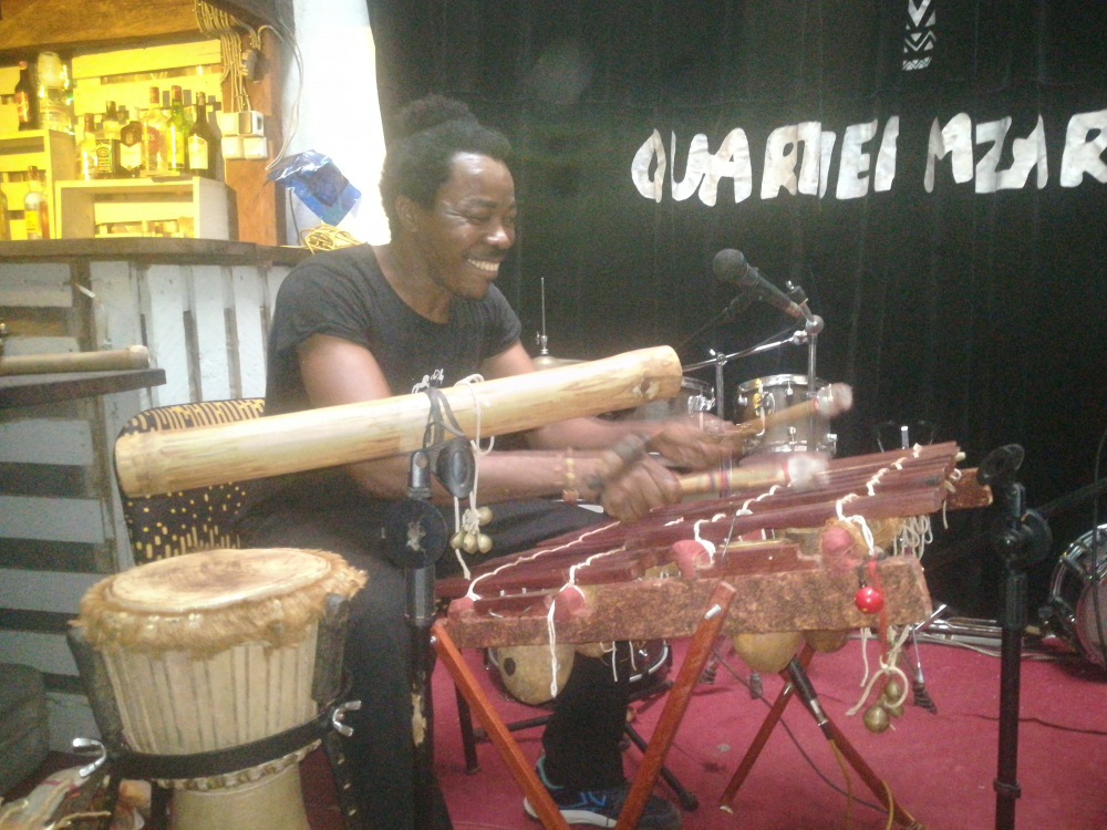 The artiste held an exhibition and musical concert in Yaounde on December 17, 2020 to promote the famous instrument.