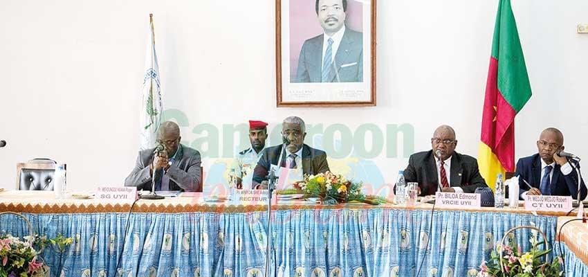 Développement du Cameroun : l'Université de Yaoundé II-Soa veut participer