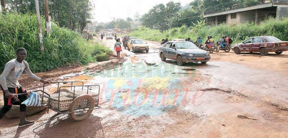 Yaoundé VII : le casse-tête des routes