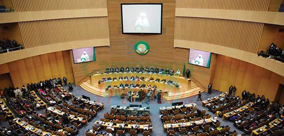 Union Africaine : le Mali suspendu