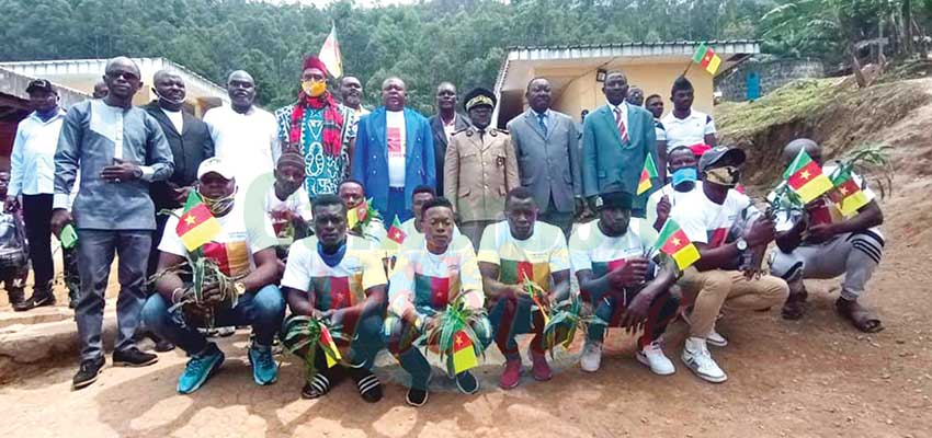 North West : Bamenda II Shares  With DDR Ex-Combatants