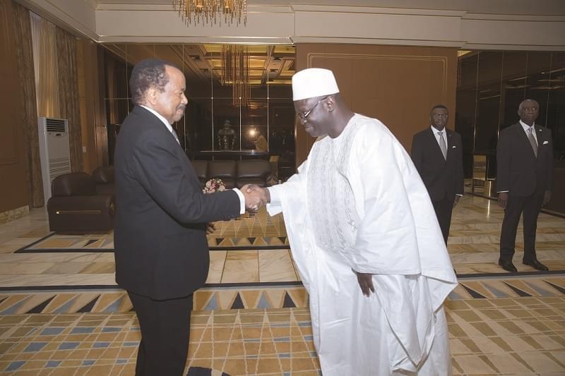 Diplomatie: deux nouveaux ambassadeurs accrédités