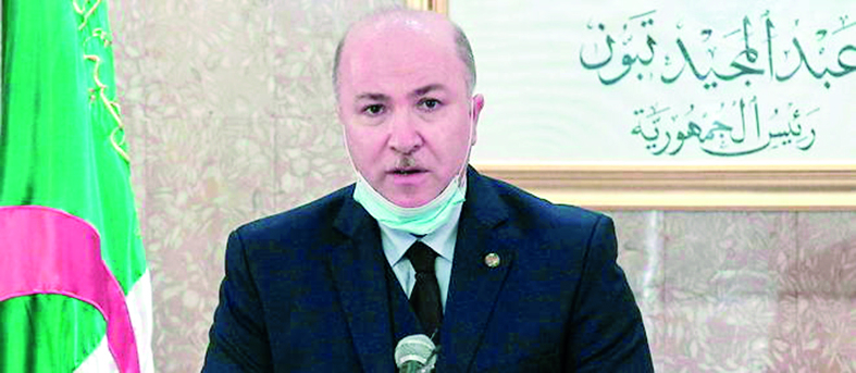 Algérie : Aïmene Benabderrahmane, Premier ministre