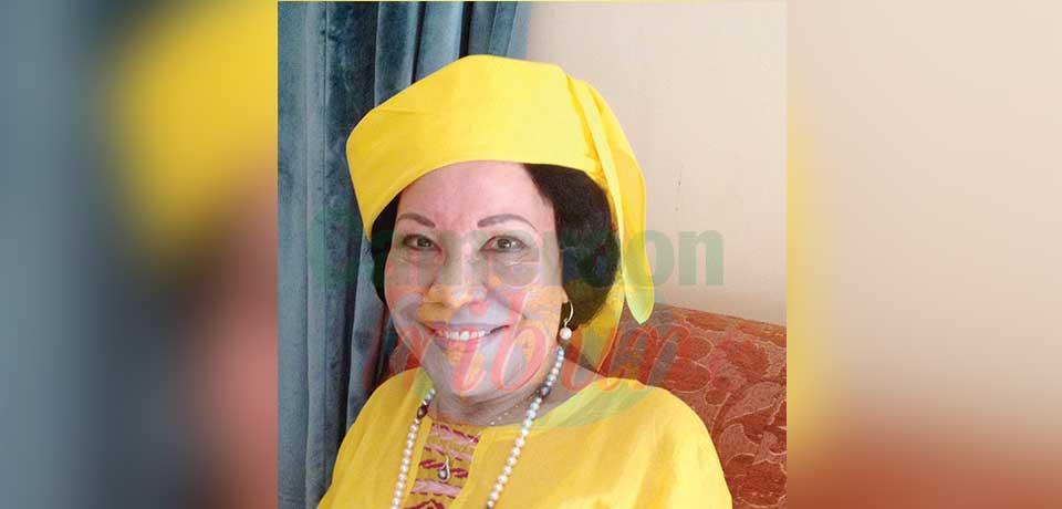 Nécrologie : Germaine Ahidjo est décédée