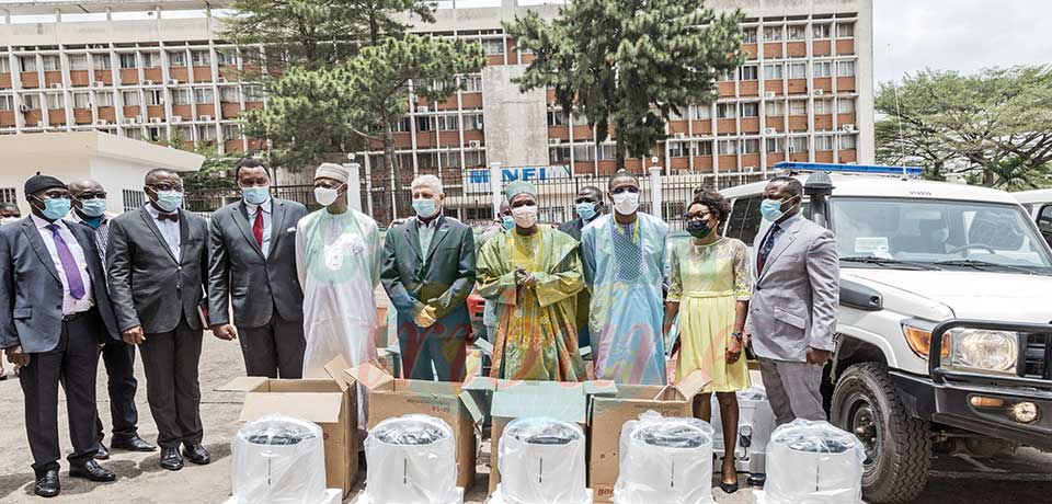 More oxygen concentrators to help Covid-19 victims.