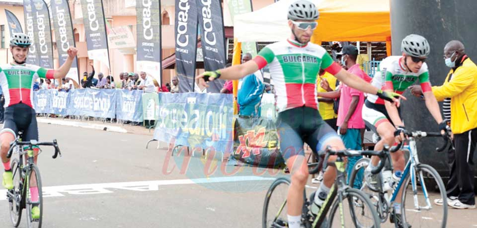 Tour of Cameroon : Bulgarians On The Podium