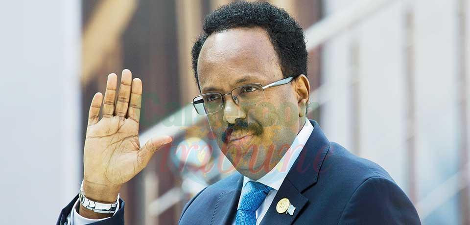Mohamed Abdullahi Mohamed face à la difficile sortie de crise.