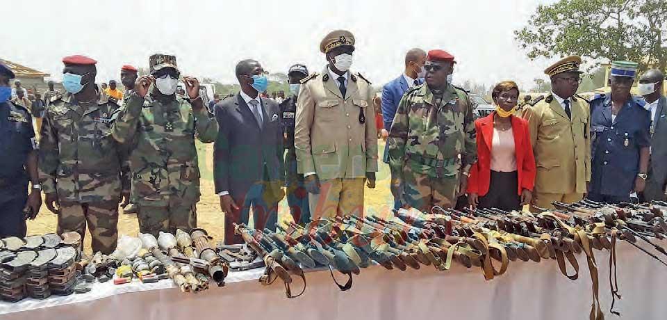 Cameroun-RCA : retour au bercail pour des soldats centrafricains