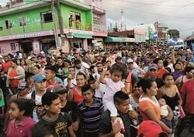Image : Amériquecentrale: le rêve américain de milliers d'Honduriens