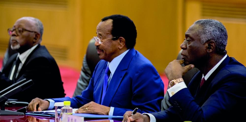 Image : Sino-Cameroon Ties: Growing Business Interest Expressed