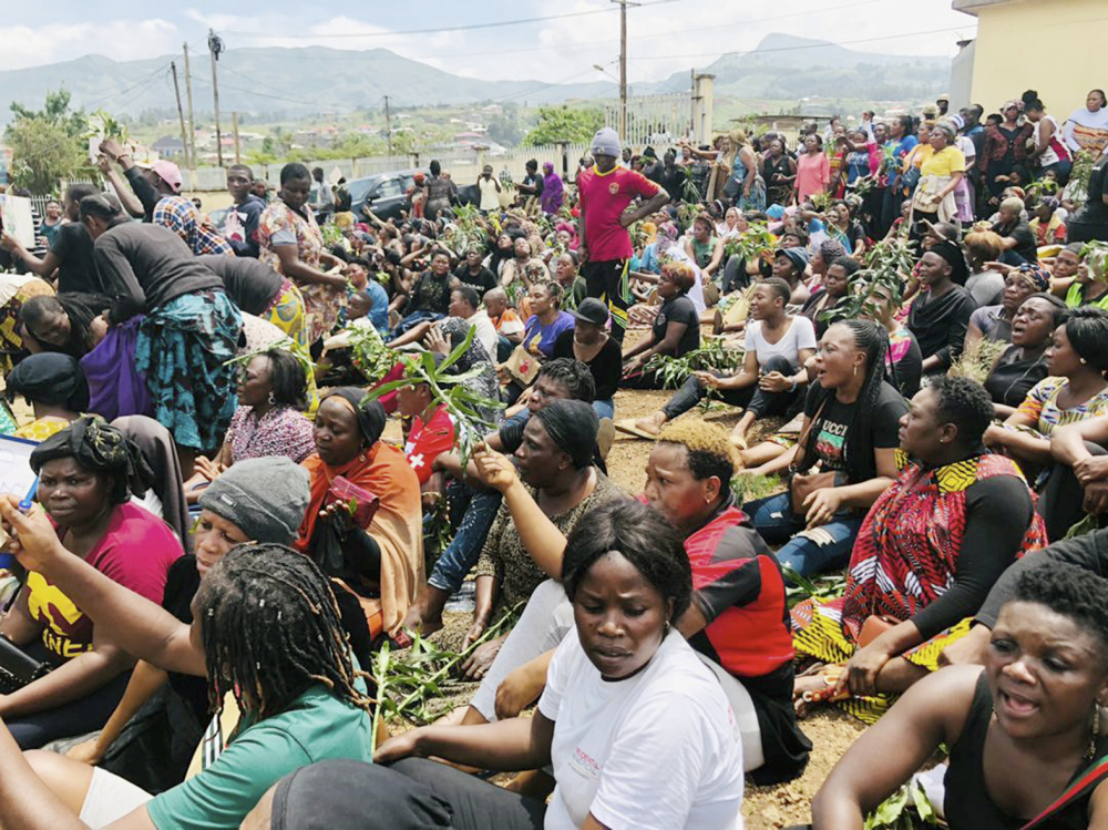North West : Bamenda in tears for massacred Kumba students.