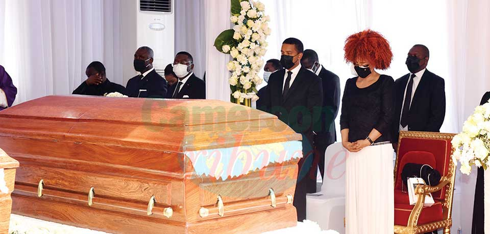 Presidential Family Buries Loved Ones