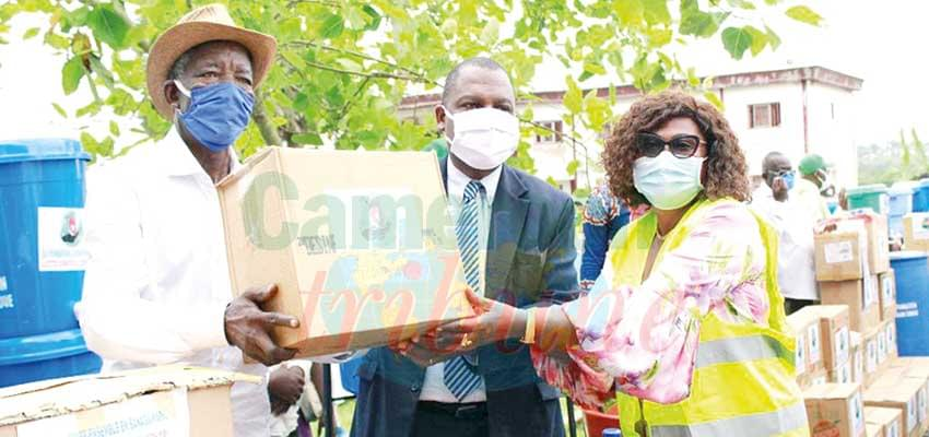 Sanaga-Maritime  : les populations aux petits soins