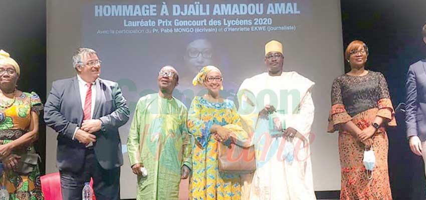 Institut français du Cameroun : Djaïli Amadou Amal à l'honneur