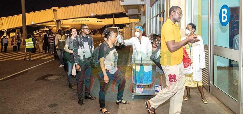 Coronavirus : Yaoundé-Nsimalen parée à toute éventualité