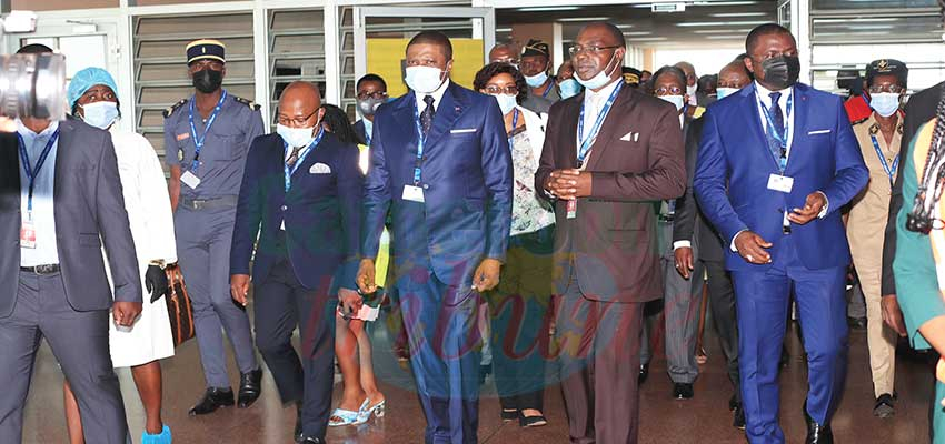 Yaounde-Nsimalen : Airport Facilities On Point