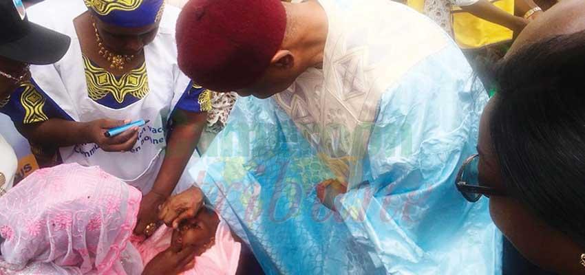 Kousseri : la riposte contre la polio est lancée