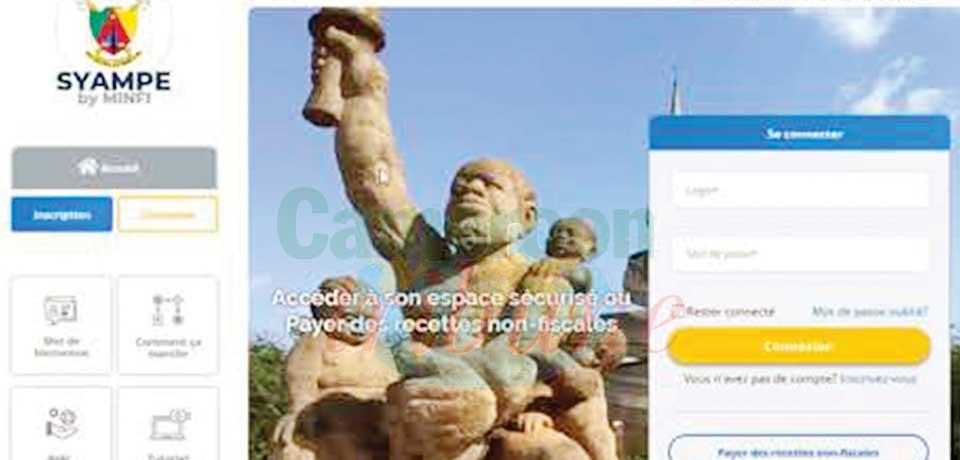 Le Syampe va contribuer à mieux sécuriser les revenus de l'Etat, mais aussi permettre aux usagers de s'acquitter de certains paiements en ligne.