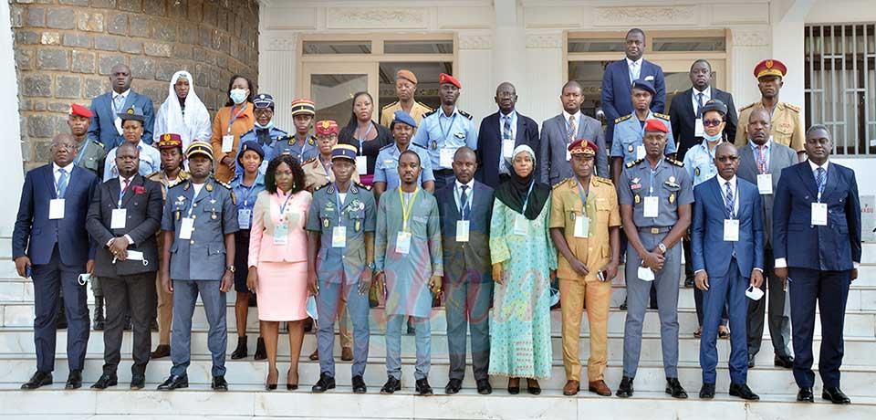 Opérations de maintien de la paix : des cadres d'administrations formés