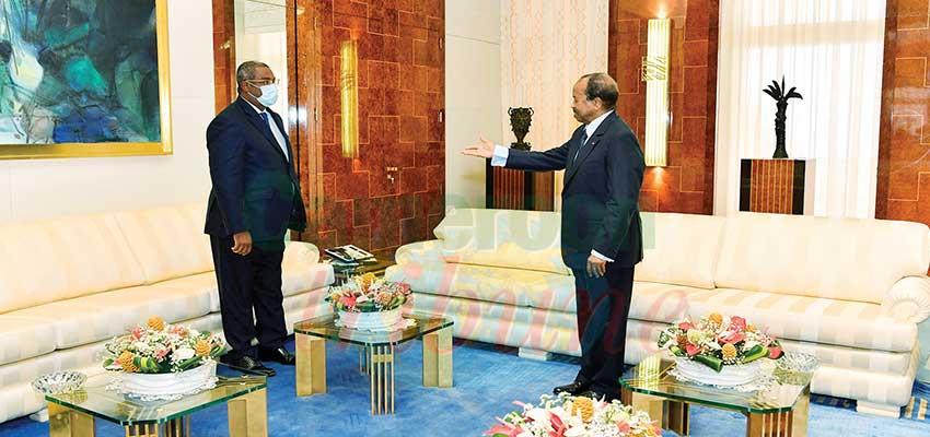 Yaoundé-Ouagadougou : concertation permanente