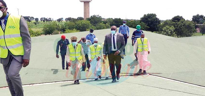 Aéroport international de Garoua : l'heure des finitions