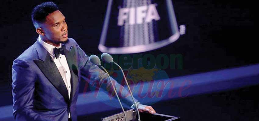 Samuel Eto'o Fils fera office de Master of Ceremony ce soir.