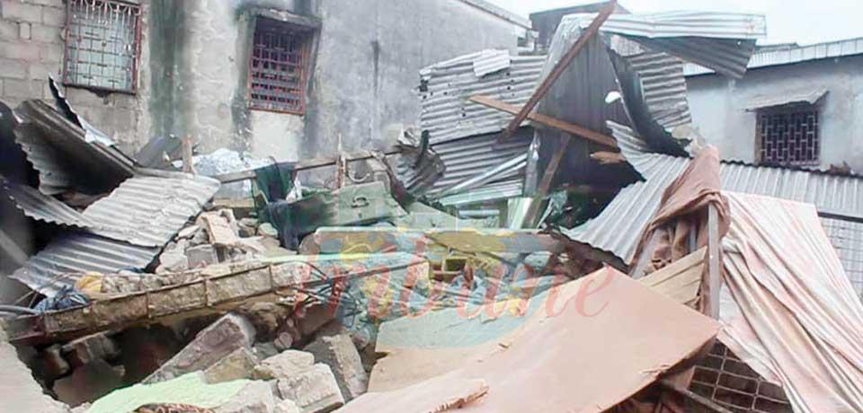 Effondrement d'immeuble Camp Yabassi : sous les décombres, l'enquête
