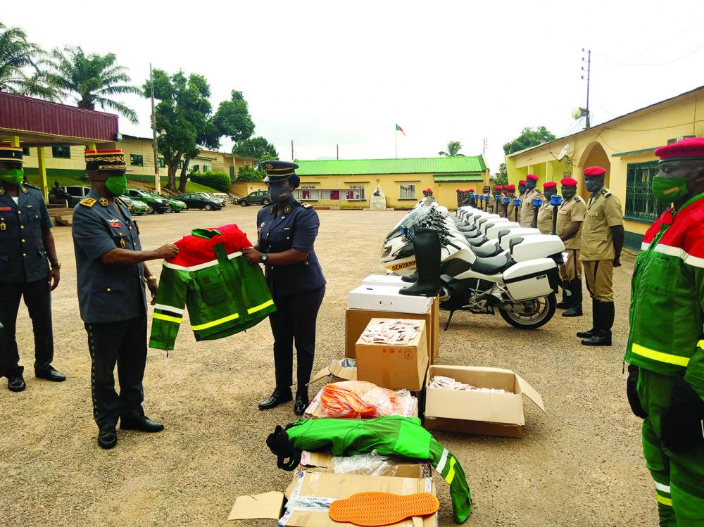 Gendarmerie nationale : des bolides pour les pelotons routiers