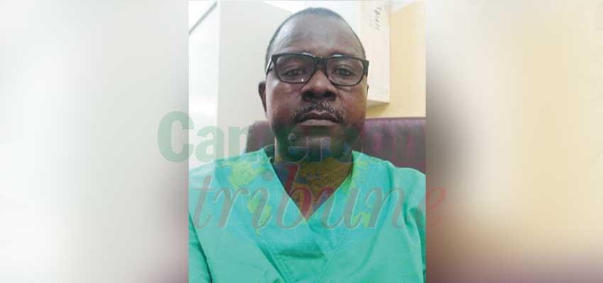 Dr François Dadao  : «Si des personnes ignorent la maladie, je tiens à souligner ici que c'est une maladie qui, comme d'autres cancers tuent.»