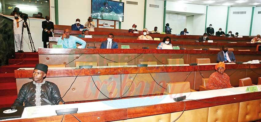 National Assembly :  Permanent Configuration Now Known