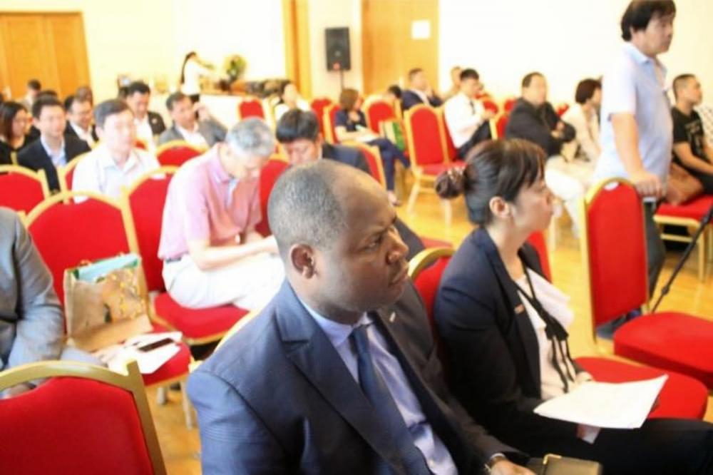 Cameroon-China Cooperation: Business People Exchange Towards Future Investment