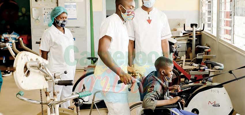 Centre des handicapés d'Etoug-Ebe : quand les patients deviennent locataires