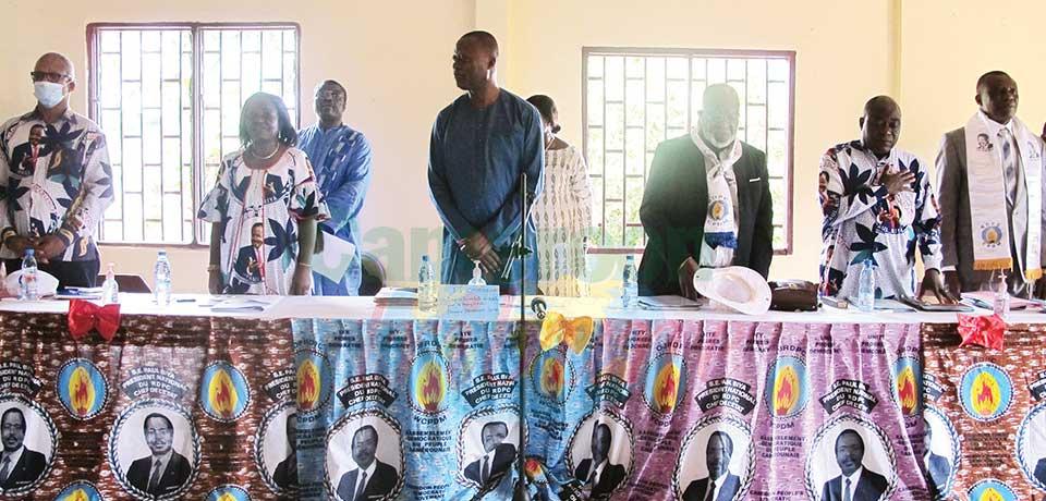 Nyong-et-Kellé : la mutualisation des listes recommandée
