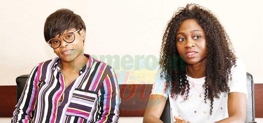 Gabrielle Aboudi Onguene et Augustine Ejangue Siliki, Lionnes indomptables.