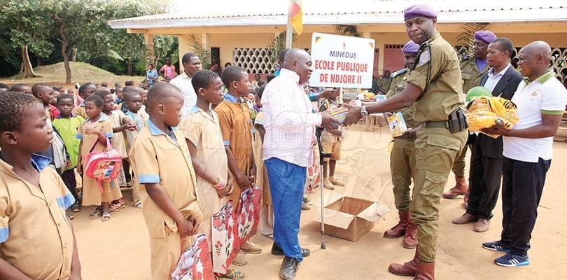 Education: le soutien de la Garde présidentielle