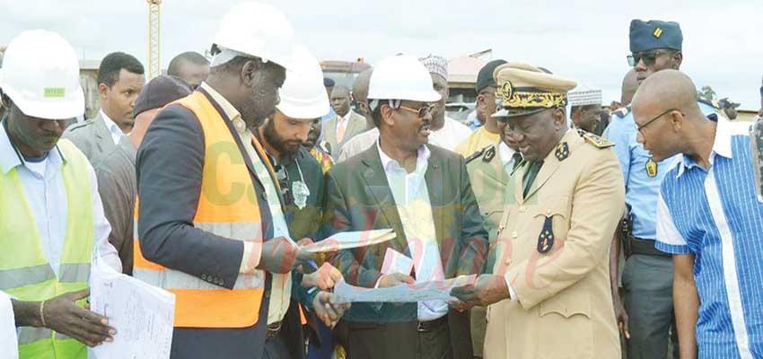 Ngaoundéré : le Minmap contrôle  les chantiers