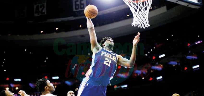 NBA  : Embiid dépasse Embiid
