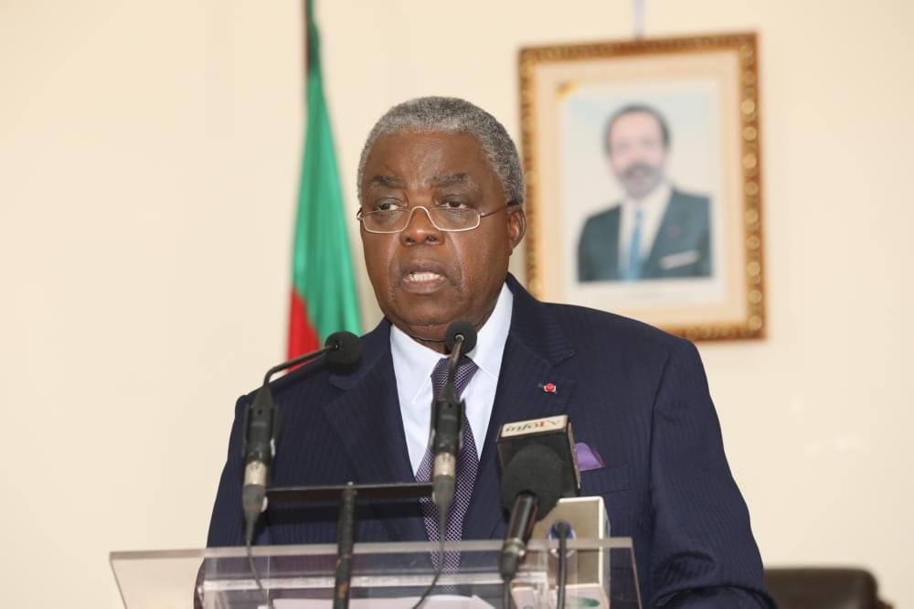 Prétendu décès du président de la République : le démenti du ministre de la Communication