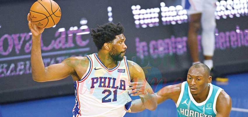 Basketball : les bons débuts d'Embiid