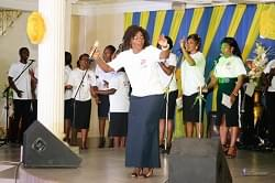 Jubilee Praise Team looks forward to celebrating its 10th anniversary in January 2020.