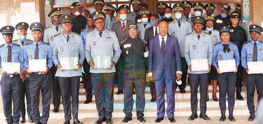 Sûreté nationale : des attestations pour de nouveaux gradés