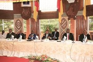 Image : Presidential Election: Governors To Implement Special Security Measures