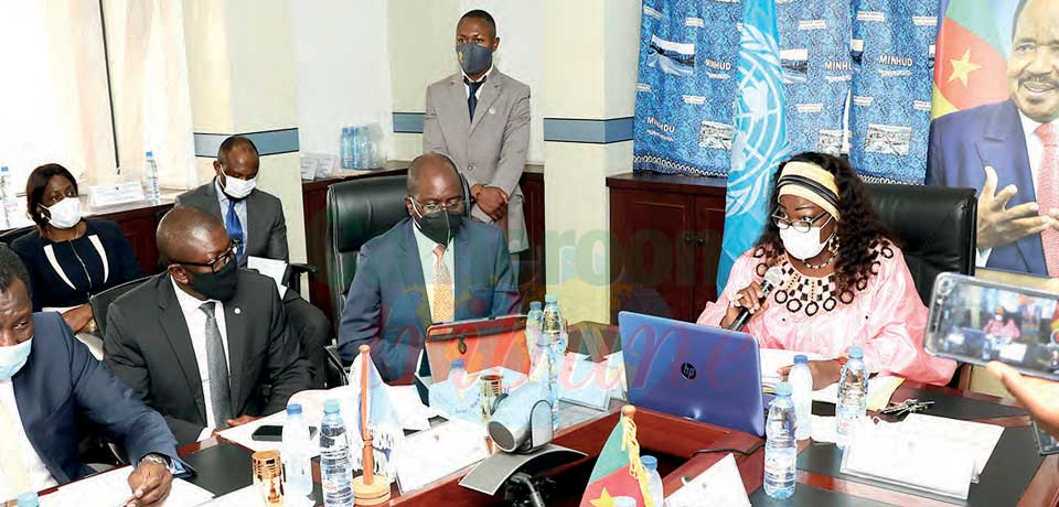 Cameroun – ONU – Habitat  : la coopération en revue