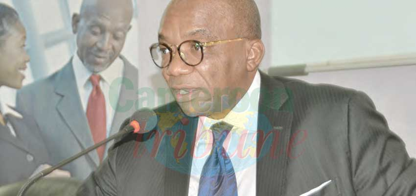 Elections au Gicam : Célestin Tawamba veut rempiler